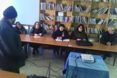 زيارة لممثلات عن جمعيتيتين من بلجيكا لمقر جمعية تلاسمطان بشفشاون