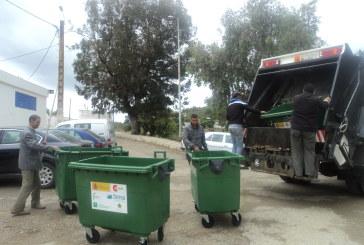 Projet Amélioration de la collecte des déchets solides des communes rurales de Bab Taza, Dardara