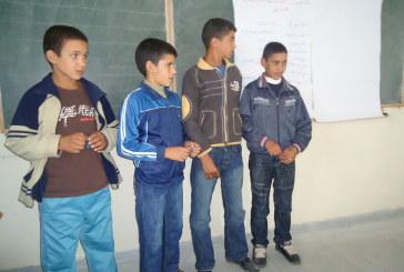 Projet Enfance Invisible  pour le droit à l'identité des enfants non inscrits au registre civil de 6 zones marginalisées du Nord du Maroc