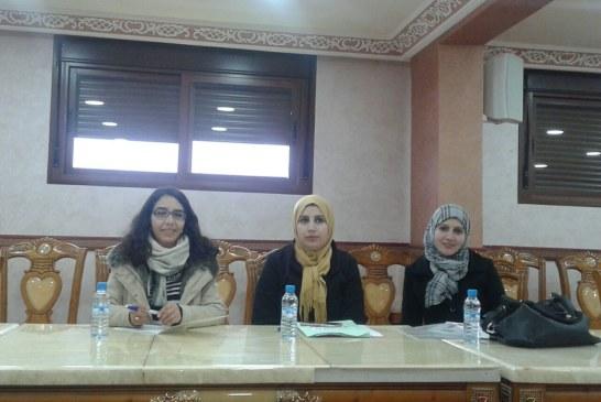 شبكة أناروز تنظم لقاء حول مدونة الأسرة بمشاركة جمعية تلاسمطان