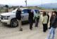 وفد هام في زيارة تفقدية لمراحل تقدم الأشغال الخاصة بمشروع دعم السياحة المستدامة بالمنتزه الوطني لتلاسمطان