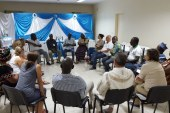 مشاركة جمعية تلاسمطان للبيئة والتنمية بشفشاون  في اللقاء الدولي حول الحق في التغدية بإفريقيا