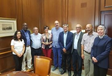 مشاركة جمعية تلاسمطان بإسبانيا في احتفالات منظمة (بروديفرسا) بالذكرى 25 لتأسيسها