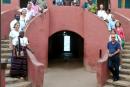 حوار مع رئيس الجمعية الأستاذ عبد الإله التازي خلال اللقاء الدولي الذي نظمته منظمة أيادي متحدة  بمدينة دكار بالسينغال