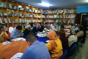 اللقاء التواصلي الثاني للعمل على مقترح الدليل المسطري لتوجيه النساء ضحايا العنف