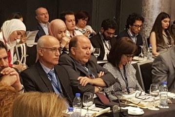 مشاركة جمعية تلاسمطان للبيئة والتنمية في الدورة 12 من المنتدى العربي للبيئة والتنمية بلبنان