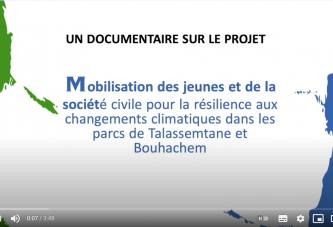 Documentaire sur le projet «Moucharaka Mouwatina»
