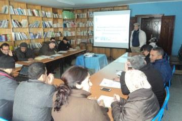تنظيم لقاء جهوي لتقديم بعض المشاريع والأنشطة المتميزة والبيئية بإقليم شفشاون