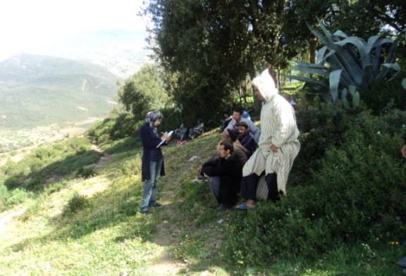 Projet Améliorer les conditions de vie des populations rurale de bassin versant de Oued Laou a travers la renforcement de secteur d'olivier