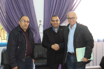 توقيع اتفاقيات شراكة وتعاون بين جمعية تلاسمطان للبيئة والتنمية والمديرية الإقليمية لوزارة التربية الوطنية والتكوين المهني بشفشاون