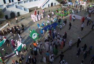 جمعية تلاسمطان للبيئة والتنمية تخلق الحدث في الكرنفال البيئي