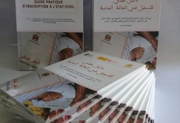 L'association ATED  publie un guide pratique pour l'enregistrement à l'état civil