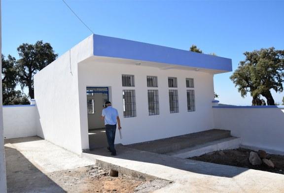 جمعية تلاسمطان للبيئة والتنمية تتسلم الشطر الثاني من الوحدات المدرسية التي أشرفت على بنائها