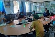 أنشطة متنوعة داخل المركز السوسيثقافي للجمعية في إطار مشروع أرطا